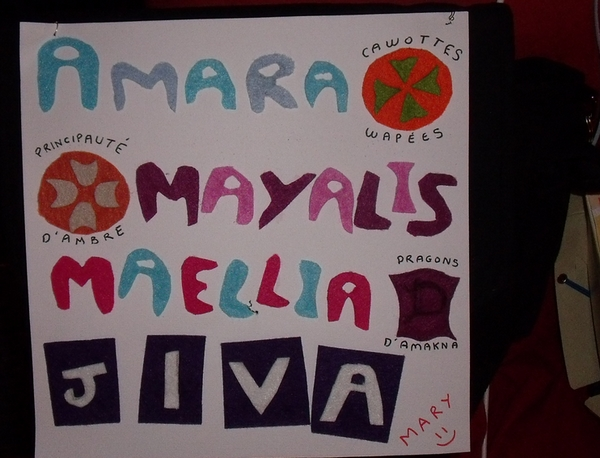 Amara et la foire de Jiva s'invitent à l'Ankama Convention 6 ! DSCF3149