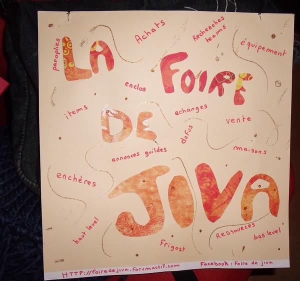 Amara et la foire de Jiva s'invitent à l'Ankama Convention 6 ! DSCF3153