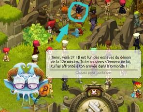 """[Spoil] Cross-gaming entre Dofus et Dofus Arena : L'émote """"rire"""" Screen11"""