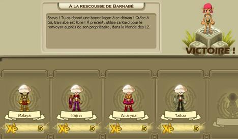 """[Spoil] Cross-gaming entre Dofus et Dofus Arena : L'émote """"rire"""" Screen22b"""