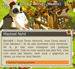 """[Spoil] Cross-gaming entre Dofus et Dofus Arena : L'émote """"rire"""" Screen29"""