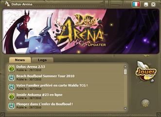 """[Spoil] Cross-gaming entre Dofus et Dofus Arena : L'émote """"rire"""" Screen4"""