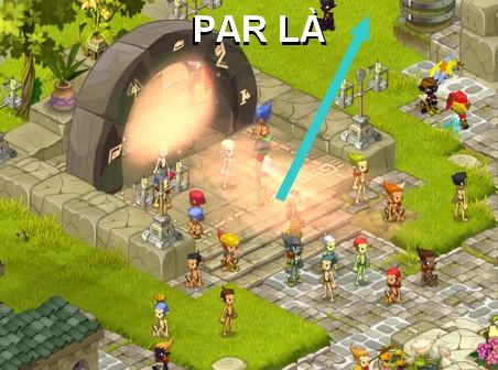"""[Spoil] Cross-gaming entre Dofus et Dofus Arena : L'émote """"rire"""" Screen7"""
